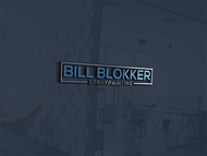 Bill Blokker Spraypainting Logo - Entry #210