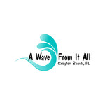 A Wave From It All Logo - Entry #2