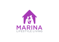 Marina lifestyle living Logo - Entry #115