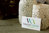 Wealth Vision Advisors Logo - Entry #91