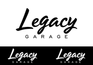 LEGACY GARAGE Logo - Entry #165