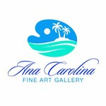 Ana Carolina Fine Art Gallery Logo - Entry #118