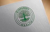 Evergreen Wealth Logo - Entry #44