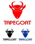 Tapegoat Logo - Entry #60