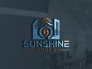 Sunshine Homes Logo - Entry #471