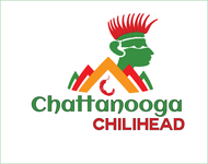 Chattanooga Chilihead Logo - Entry #24