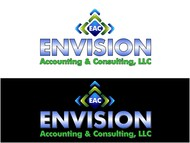 Envision Accounting & Consulting, LLC Logo - Entry #85