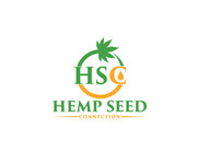 Hemp Seed Connection (HSC) Logo - Entry #58