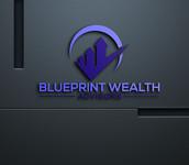 Blueprint Wealth Advisors Logo - Entry #473