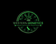 Western Genetics Logo - Entry #67