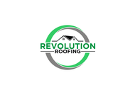 Revolution Roofing Logo - Entry #35