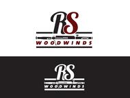 Woodwind repair business logo: R S Woodwinds, llc - Entry #42
