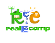 New nationwide real estate and community website Logo - Entry #104