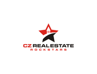 CZ Real Estate Rockstars Logo - Entry #43