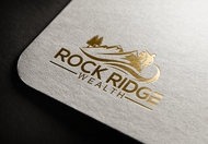 Rock Ridge Wealth Logo - Entry #290