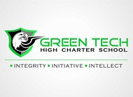 Green Tech High Charter School Logo - Entry #13