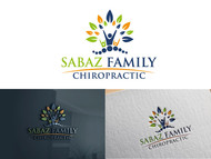 Sabaz Family Chiropractic or Sabaz Chiropractic Logo - Entry #179