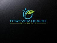 Forever Health Studio's Logo - Entry #201