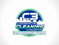 Commercial Cleaning Concepts Logo - Entry #2