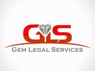 Gem Legal Services Logo - Entry #5