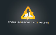 Total Performance Waste Logo - Entry #25