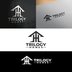 TRILOGY HOMES Logo - Entry #294