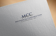 Mechanical Construction & Consulting, Inc. Logo - Entry #33