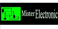 Mister Electronic Logo - Entry #39