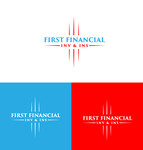 First Financial Inv & Ins Logo - Entry #43