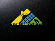Tier 1 Products Logo - Entry #26