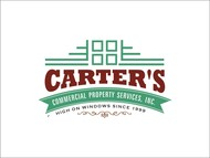 Carter's Commercial Property Services, Inc. Logo - Entry #229