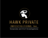 Hawk Private Investigations, Inc. Logo - Entry #91