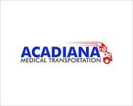 Acadiana Medical Transportation Logo - Entry #100