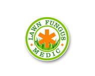 Lawn Fungus Medic Logo - Entry #129