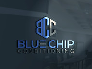 Blue Chip Conditioning Logo - Entry #74