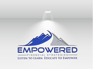 Empowered Financial Strategies Logo - Entry #351