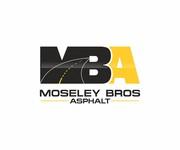 Moseley Bros. Asphalt Logo - Entry #46