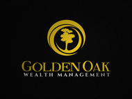 Golden Oak Wealth Management Logo - Entry #74