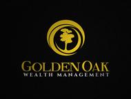 Golden Oak Wealth Management Logo - Entry #74