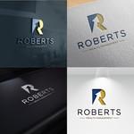Roberts Wealth Management Logo - Entry #269