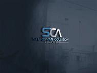 Sturdivan Collision Analyisis.  SCA Logo - Entry #31