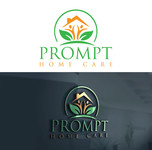 Prompt Home Care Logo - Entry #117