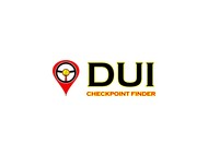DUI Checkpoint Finder Logo - Entry #12