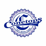 CONETOPS.COM BEERCANS.COM SELLBEERCANS.COM Logo - Entry #4