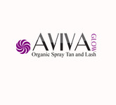 AVIVA Glow - Organic Spray Tan & Lash Logo - Entry #40