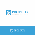 Property Wealth Management Logo - Entry #172