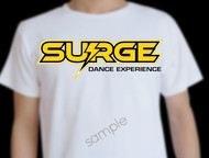 SURGE dance experience Logo - Entry #119
