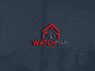 Watchman Surveillance Logo - Entry #110