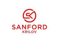 Sanford Krilov Financial       (Sanford is my 1st name & Krilov is my last name) Logo - Entry #111