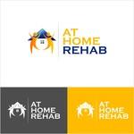 At Home Rehab Logo - Entry #101